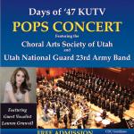 Days of '47 KUTV Pops Concert