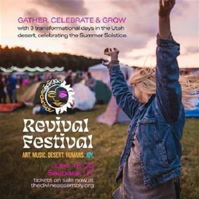 REVIVAL 2021- A Summer Solstice Festival