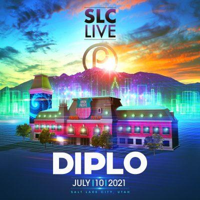 SLC Live: Steve Aoki and Diplo