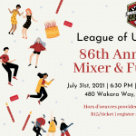 League of Utah Writers 86th Anniversary Mixer and Fundraiser