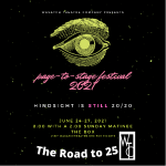 Page-to-Stage Festival 2021