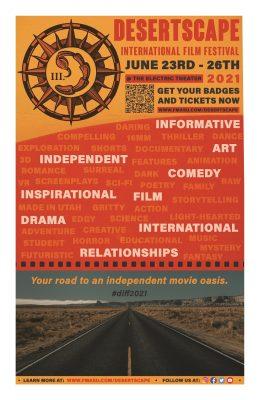 3rd Annual Desertscape International Film Festival...