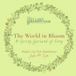 The World in Bloom — a Spring Garland of Song