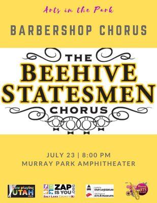 Beehive Statesmen Barbershop Chorus