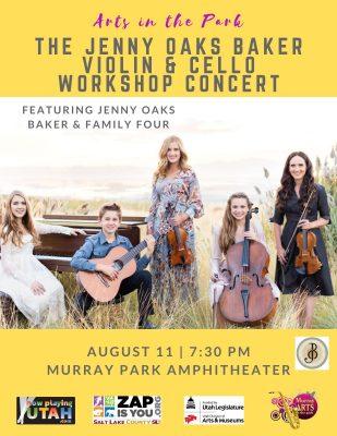 Jenny Oaks Baker Violin & Cello Workshop Concert