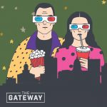 Movies on the Plaza at The Gateway
