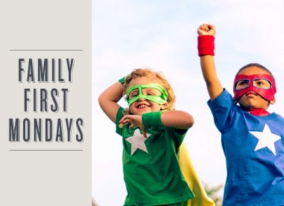 Family First Monday: Pixie Dust & Pirates
