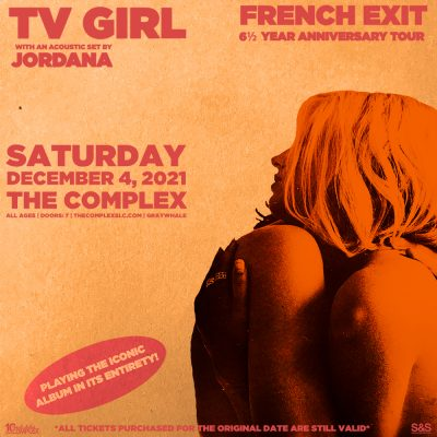 TV Girl at The Complex