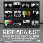 Rise Against at The Complex