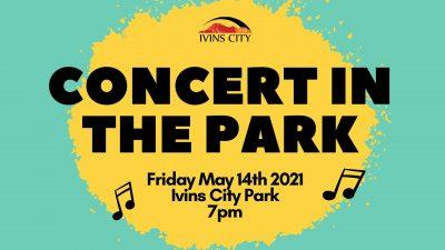 Ivins Concert in the Park