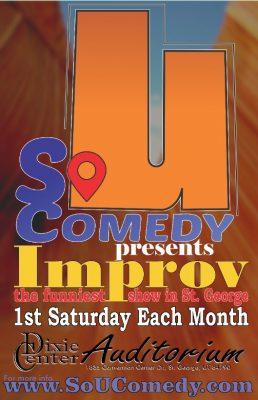 So U Comedy Theater