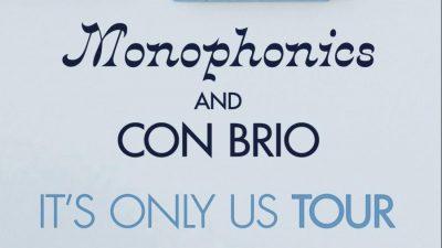 Monophonics   Con Brio