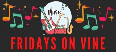 2021 Fridays on Vine Summer Concert Series