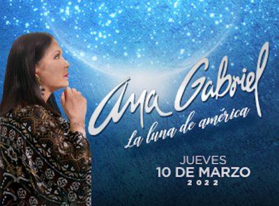 Ana Gabriel - Por Amor A Ustedes Tour