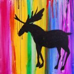Rainbow Moose - All Ages