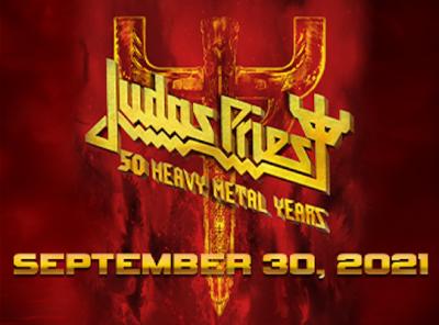 Judas Priest - 50 Heavy Metal Years Tour