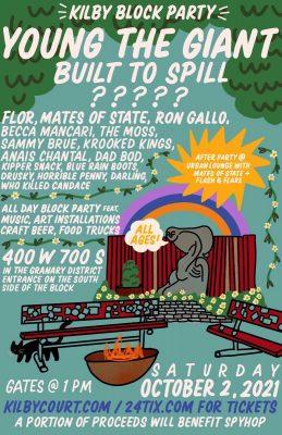 Kilby Court Block Party 2021