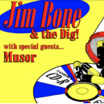 Jim Bone & The Dig: Backyard Show