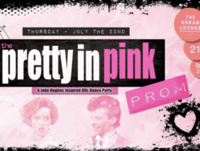 The Pretty In Pink Prom
