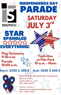 3rd of July Independence Day Parade & Celebration