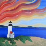 Beach Lighthouse at Summit Lounge - 21+
