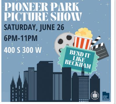 Pioneer Park Movie Night & Field Day
