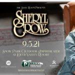2021 Deer Valley Concert Series: Sheryl Crow