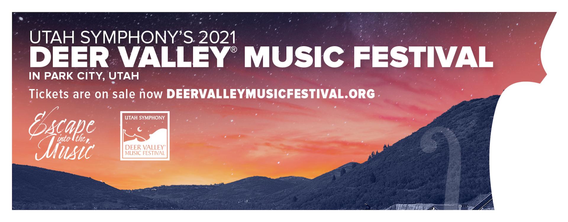 USUO: Deer Valley Music Festival