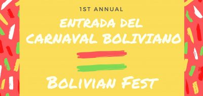 Entrada del Carnaval Boliviano   Bolivian Fest