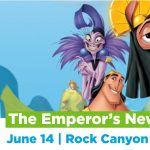 Provo Movies in the Park: Emperor's New Groove
