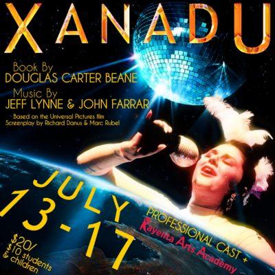 Xanadu: Reclaim Your Muse!