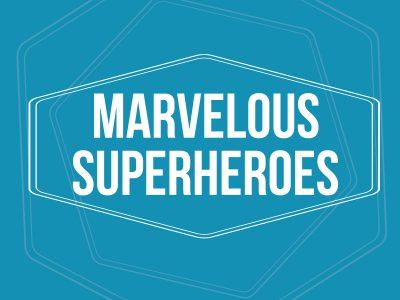 Marvelous Superheroes Camp