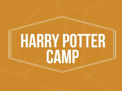 Harry Potter Summer Camp