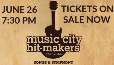 Music City Hit-Makers feat. The Warren Brothers