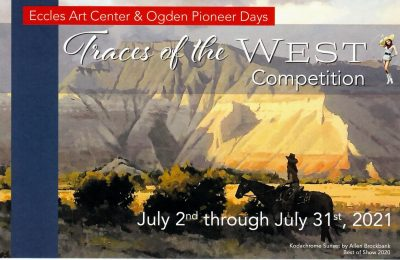 Exhibits: Traces of the West/Plein Air Competition...