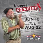Deseret Newsies - Desert Star's Fake Newsical
