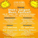 Country Fan Fest 2021