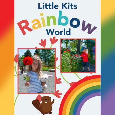 Little Kits: Rainbow World