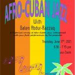 Afro-Cuban Jazz with Galen Abdur-Razzaq
