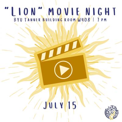 """""""Lion"""" Movie Night"""