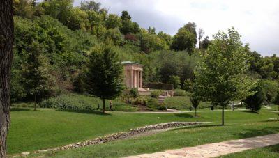 Memory Grove Park Walking Tour