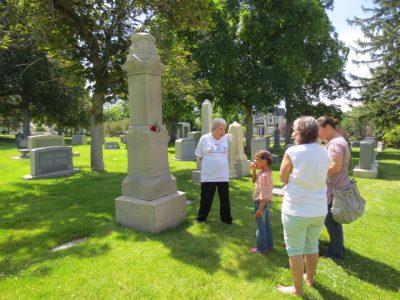 Salt Lake City Cemetery Walking Tour