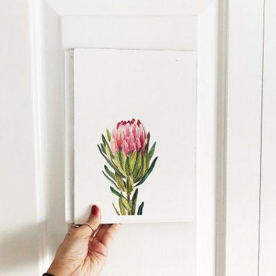 Watercolor Basics Lesson #4: Botanical