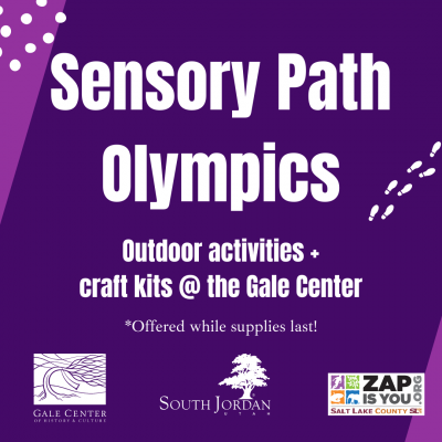 Sensory Path Olympics