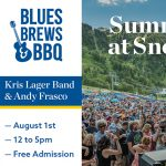Blues, Brews & BBQ Featuring Andy Frasco