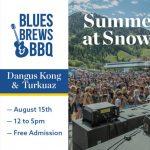 Blues, Brews & BBQ Featuring Turkuaz