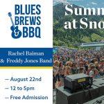 Blues, Brews, & BBQ Featuring Freddy Jones Band CANCELLED