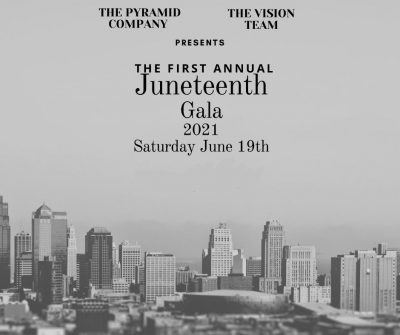 The First Annual Juneteenth Gala