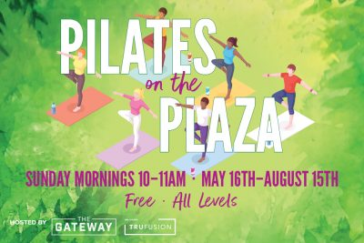 Pilates on the Plaza