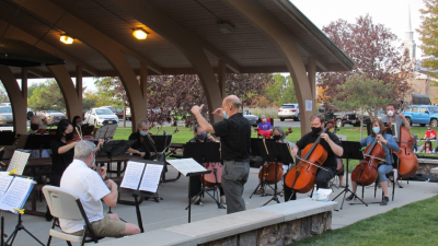 """The American West Symphony presents """"Picnic in the..."""